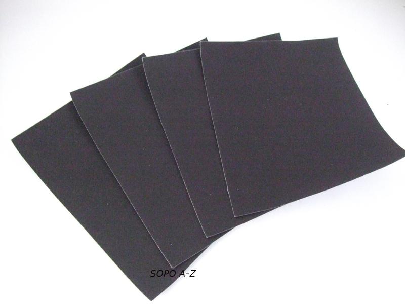 schleifbogen 280x230 schleifpapier versch k rnung metall. Black Bedroom Furniture Sets. Home Design Ideas
